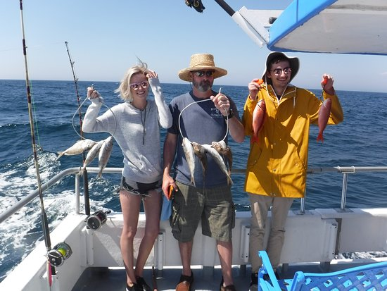 Fish 39 n xpress port saint joe all you need to know for Port st joe fishing charters