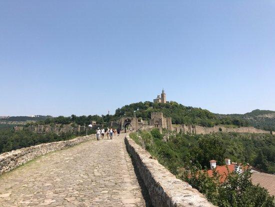 Tsarevets Fortress: photo0.jpg