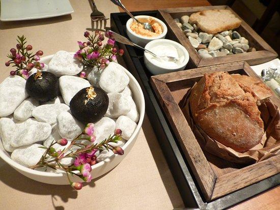 Gruß Aus Der Küche - Picture Of Goldberg Restaurant & Winelounge