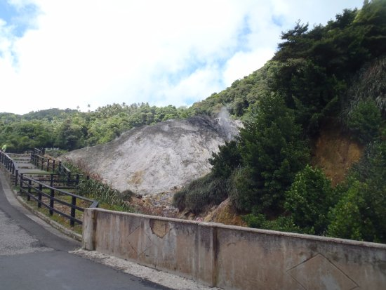 Sulphur Springs: The volcano powering the whole operation (literally)