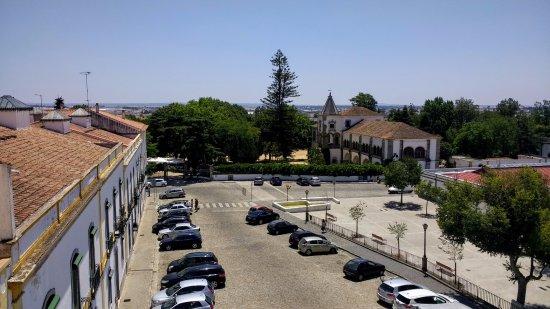Igreja Real de Sao Francisco : Vista a partir do terraço da Igreja Real de São Francisco