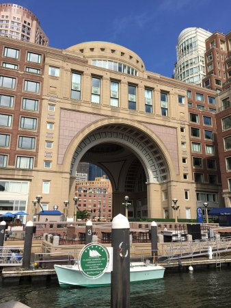Boston Harbor Hotel Image