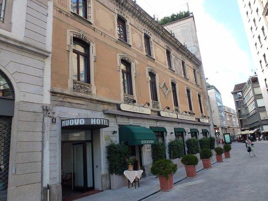 Hotel nuovo mil no recenzie a porovnanie cien for Hotel nuovo milano