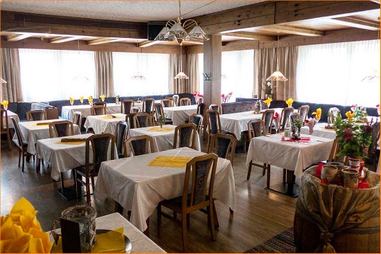 Valle Aurina, Itália: Sala ristorante