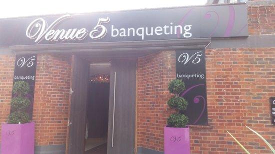 Eastcote, UK: Banqueting Hall of Venue 5