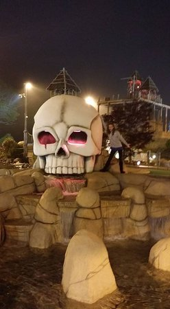 Skull Island Adventure Golf & Sports World