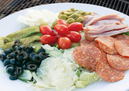 Normal, IL: Antipasto Salad