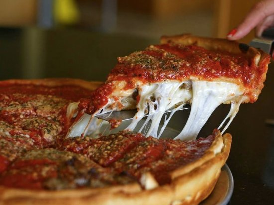Normal, IL: Authentic Chicago Style Deep Dish!