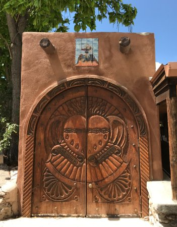 Chimayo, NM: Attraction on site