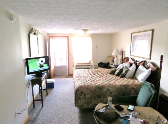 Фотография Hillside Motel