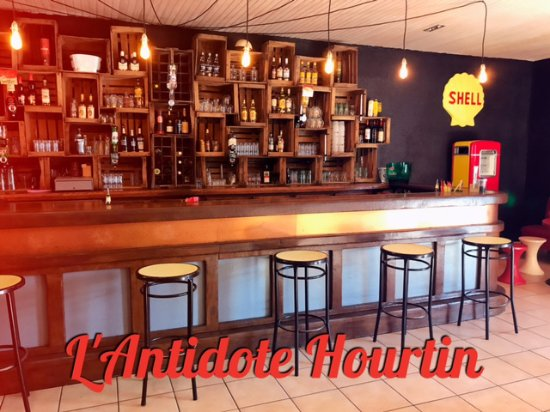 Hourtin, France: L'Antidote bar