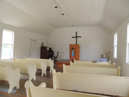 Townsend, TN: church