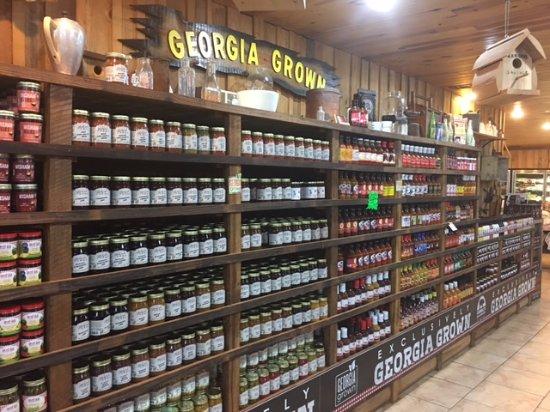 Ashburn, Джорджия: Georgia Grown
