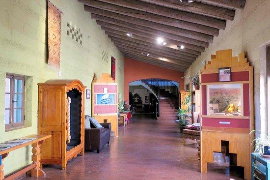La Posada Hotel: Historic exhibits