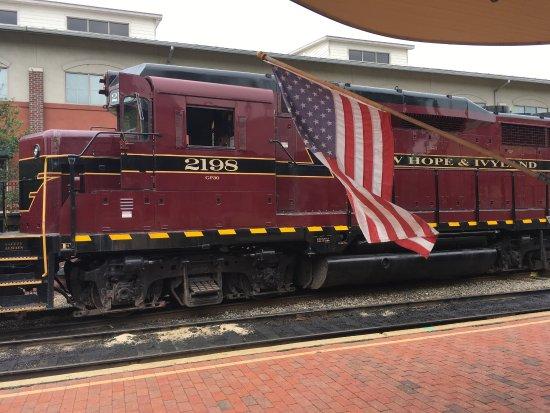New Hope & Ivyland Railroad : photo0.jpg