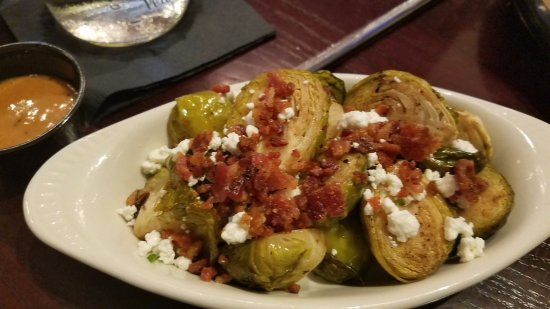 Senoia, GA: not tasty brussel sprouts