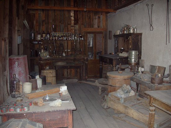 View of Virginia City Shop