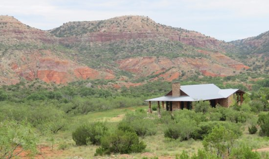 Palo Duro Canyon State Park: Converence Center in the park.