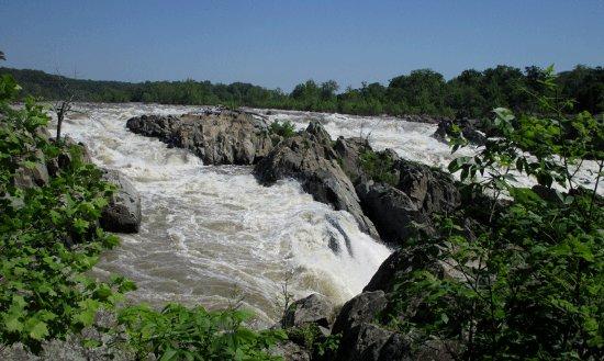 McLean, Virginie : Great Falls Overlook 2