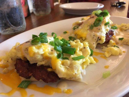 Canandaigua, NY: Maple Sausage Stackers