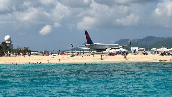 Keloa Charter Private Boat Trip: Maho Beach, l'incontournable