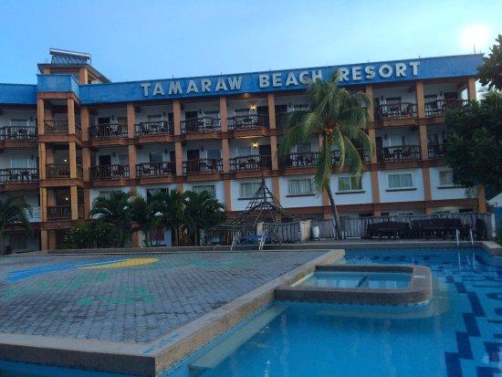 Tamaraw Beach Resort Photo