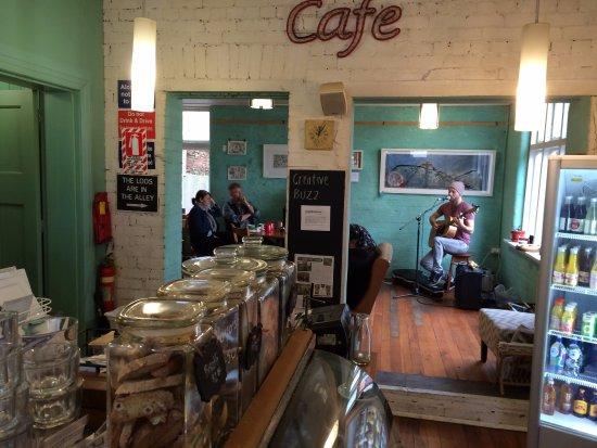 Timaru, New Zealand: Music @ Arthur Street Kitchen