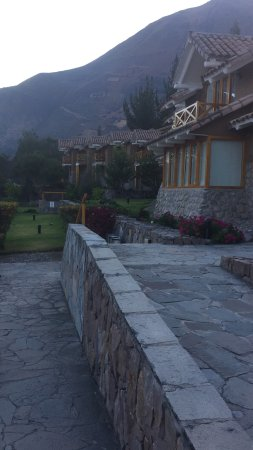 Casa Andina Premium Cusco : Aspecto del recinto