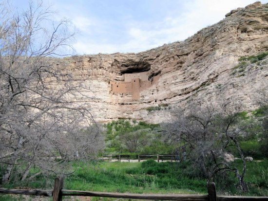 Montezuma Castle National Monument: Caste