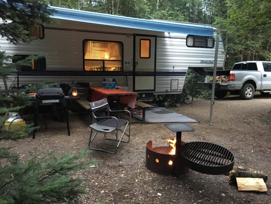 Carson-Pegasus Provincial Park: Carson-Pegasus campground. Great Time.