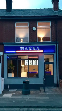 Radcliffe, UK: Cantonese style meals to Takeaway