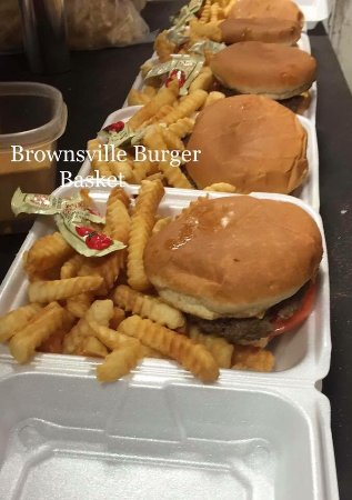 Brownsville, Tennessee: Best Burger in the State of Tennessee!!