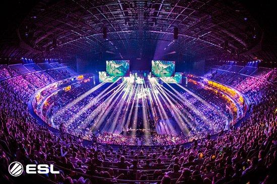 LanxeГџ Arena Esl One