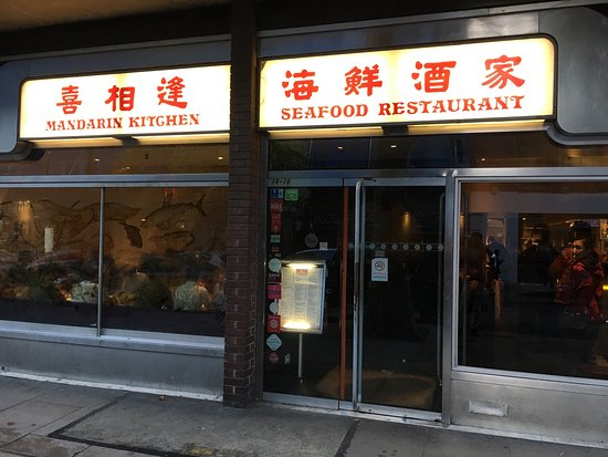 Restaurants mandarin kitchen in city of london westminster for American cuisine in london