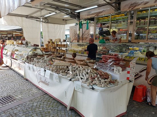 Crone, Italien: So nice!