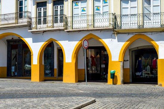Medieval Arcades of Évora