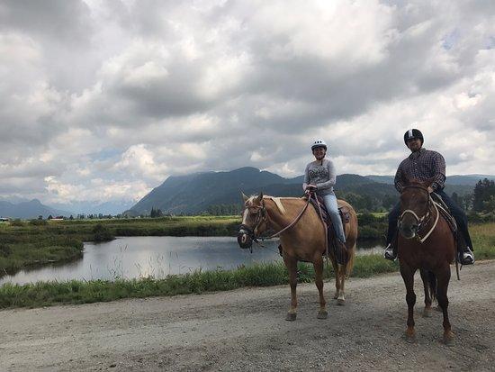 Pitt Meadows, Kanada: Rob and Olga