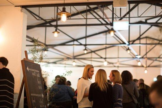 Collingwood, Australia: Corporate functions