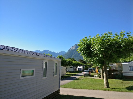 Lathuile, France: Camping l'Ideal