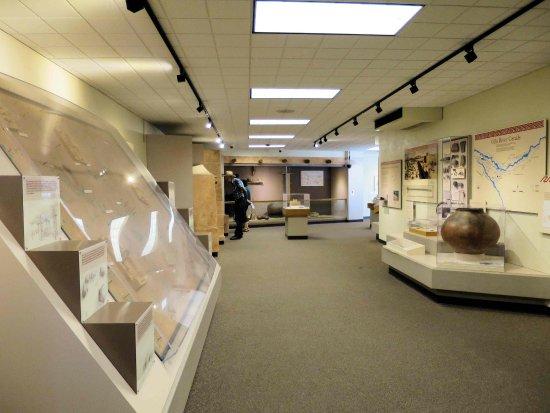 Coolidge, AZ: Casa Grande Ruins - museum
