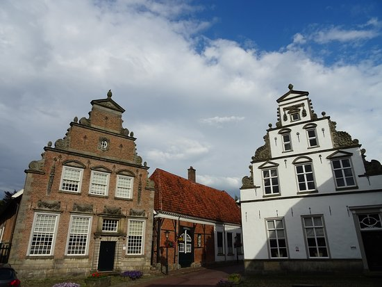 Provinz Overijssel, Niederlande: MUSEUM HET PALTHE-HUIS(LINKS) OLDENZAAL