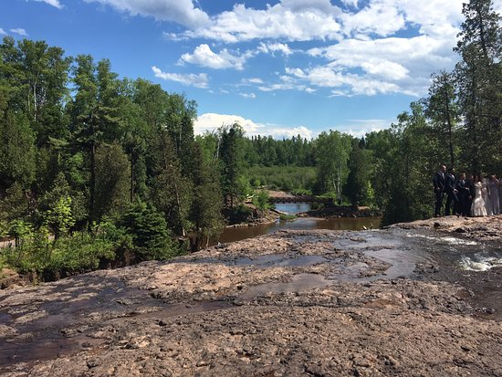Two Harbors, MN: Gooseberry River