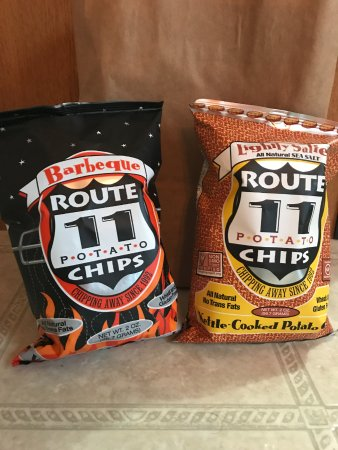 NOC Gatlinburg: Route 11 Chips from NOC