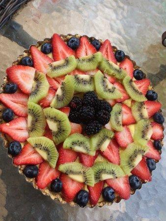 Sherman, TX: Fruit Tart