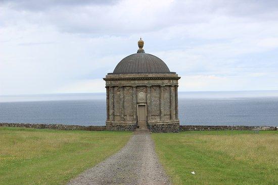 Castlerock, UK: Mussenden Temple