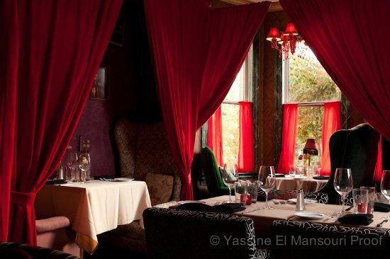 Bistro Cacao: Romantic Room