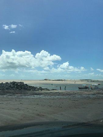 São Luís, MA: Praia Araçagi