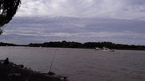Magdalena, Αργεντινή: Playa costera