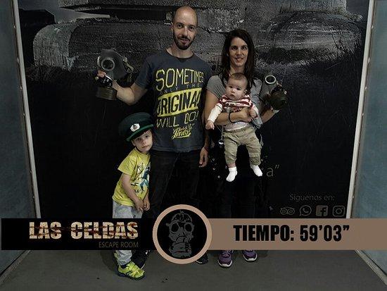Las Celdas escape room