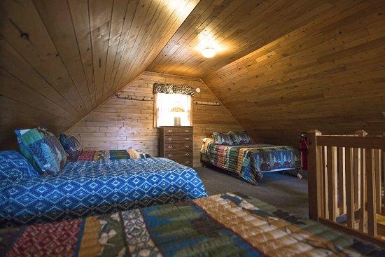 Watersmeet, MI: Wild Wings Sleeping Loft